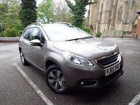 2015 Peugeot 2008 1.2 PureTech Active 5 door Petrol Estate