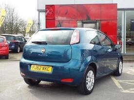 2013 Fiat Punto 1.2 Easy 3 door Petrol Hatchback