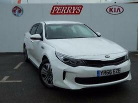 2016 Kia Optima 2.0 GDi PHEV 4 door Auto Hybrid Saloon