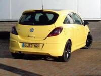 2013 Vauxhall Corsa 1.2 Limited Edition 3 door Petrol Hatchback