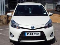 2014 Toyota Yaris 1.5 VVT-i Hybrid Trend 5 door CVT Hybrid Hatchback