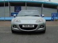 2015 Mazda MX-5 2.0i Sport Tech Nav 2 door Petrol Convertible