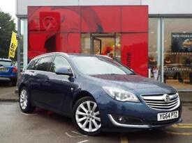 2014 Vauxhall Insignia 2.0 CDTi [163] Elite Nav 5 door Auto Diesel Estate