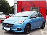 2017 Vauxhall Corsa 1.0T ecoFLEX Limited Edition 3 door Petrol Hatchback