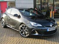 2015 Vauxhall Astra GTC 2.0T 16V VXR 3 door Petrol COUPE