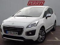 2014 Peugeot 3008 1.6 HDi Active 5 door Diesel Estate