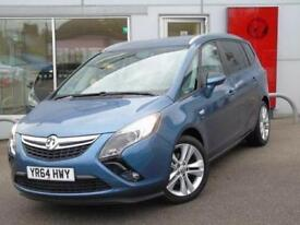 2014 Vauxhall Zafira Tourer 1.4T SRi 5 door Petrol Estate