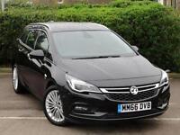 2017 Vauxhall Astra 1.6 CDTi 16V 136 Elite 5 door Auto Diesel Estate