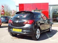 2016 Vauxhall Corsa 1.0T 115 ecoFLEX SRi Vx-line 3 door Petrol Hatchback