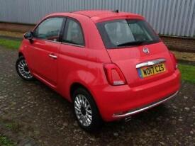 2007 Fiat 500 1.2 Lounge 3 door Petrol Hatchback