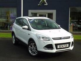 2014 Ford Kuga 2.0 TDCi Titanium X 5 door 2WD Diesel Estate