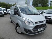 2014 Ford Transit Custom 2.2 TDCi 125ps Low Roof Trend Van Diesel