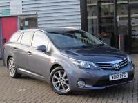 2012 Toyota Avensis 2.0 D-4D T Spirit 5 door Diesel Estate