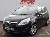 2011 Vauxhall Meriva 1.4T 16V Exclusiv 5 door Petrol Estate
