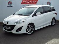 2012 Mazda 5 1.6d Sport Nav 5 door Diesel People Carrier