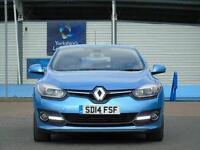2014 Renault Megane 1.6 VVT Dynamique TomTom 3 door Petrol Coupe