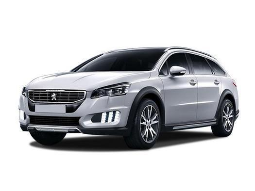 2016 Peugeot 508 RXH 2.0 BlueHDi 5 door Auto Diesel Estate