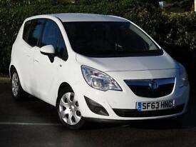 2013 Vauxhall Meriva 1.4T 16V Exclusiv 5 door Auto Petrol Estate