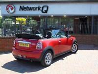 2014 MINI Cooper 1.6 Cooper 2 door [Pepper Pack] Petrol Convertible