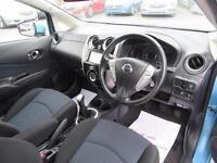 2015 Nissan Note 1.5 dCi Acenta Premium 5 door Diesel Hatchback