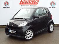 2009 Smart ForTwo Coupe Pulse mhd 2 door Auto Petrol Coupe