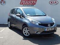 2015 Nissan Note 1.2 Acenta 5 door Petrol Hatchback