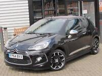 2014 Citroen DS3 1.6 THP DSport Plus 2 door Petrol Convertible