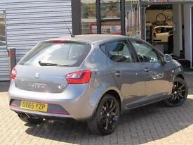 2015 SEAT Ibiza 1.2 TSI 110 FR Technology 5 door Petrol Hatchback