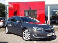 2015 Vauxhall Insignia 2.0 CDTi [163] SRi Nav 5 door Auto Diesel Estate