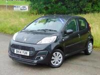 2014 Peugeot 107 1.0 Active 5 door Petrol Hatchback
