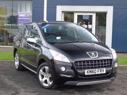 2010 Peugeot 3008 2.0 HDi 150 Exclusive 5 door Diesel Estate