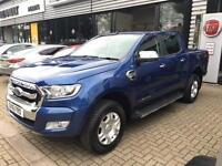 2016 Ford Ranger Pick Up Double Cab Limited 1 2.2 TDCi Diesel Double Cab Pick-up