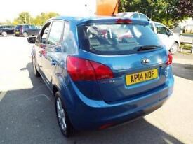 2014 Kia Venga 1.4 EcoDynamics 2 5 door Petrol Hatchback