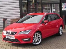 2016 SEAT Leon ST 1.4 EcoTSI 150 FR 5 door [Technology Pack] Petrol Estate