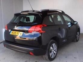2015 Peugeot 2008 1.2 PureTech Active 5 door Petrol Estate