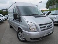 2013 Ford Transit Medium Roof Van Limited TDCi 140ps Diesel