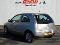 2006 Vauxhall Corsa 1.2i 16V Active [80] 3 door Petrol Hatchback