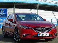 2016 Mazda 6 2.0 Sport Nav 4 door Petrol Saloon