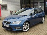 2016 SEAT Leon ST 2.0 TDI 150 FR Technology 5 door Diesel Estate
