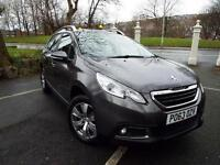 2013 Peugeot 2008 1.2 VTi Active 5 door Petrol Estate