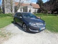 2014 Vauxhall Insignia 2.0 CDTi [163] ecoFLEX SRi Vx-line Nav 5 door [S/S] Diese