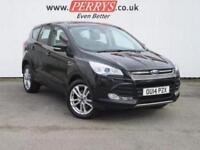 2014 Ford Kuga 2.0 TDCi 163 Titanium X 5 door Powershift Diesel Estate