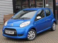 2010 Citroen C1 1.0i Splash 5 door Petrol Hatchback