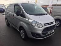 2016 Ford Transit Custom 2.2 TDCi 100ps Low Roof Trend Van Diesel