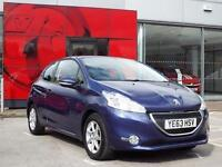 2013 Peugeot 208 1.2 VTi Active 3 door Petrol Hatchback