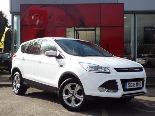 2016 Ford Kuga 1.5 EcoBoost Zetec 5 door 2WD Petrol Estate
