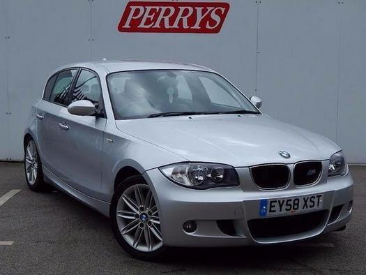 2008 BMW 1-Series 118d M Sport 5 door Diesel Hatchback