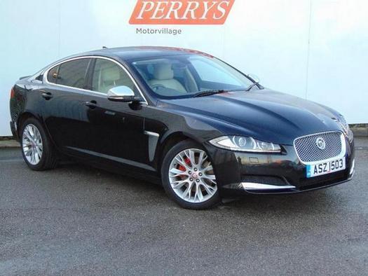 2013 Jaguar XF 2.2d [200] Premium Luxury 4 door Auto Diesel Saloon