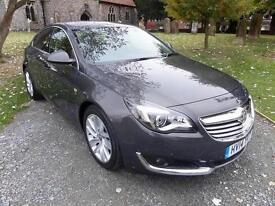 2014 Vauxhall Insignia 2.0 CDTi [163] ecoFLEX Elite Nav 5 door [Start Stop] Dies