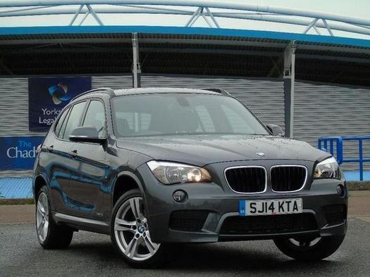 2014 BMW X1 XDrive 18d M Sport 5 Door Diesel Estate